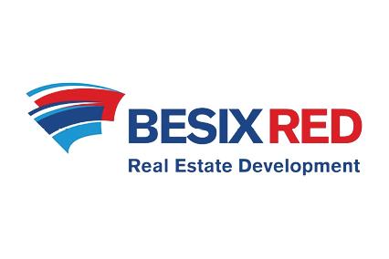 Logo Besix Red