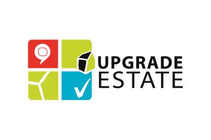 Logo upgrade estate