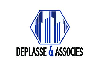 Logo deplasse & associes